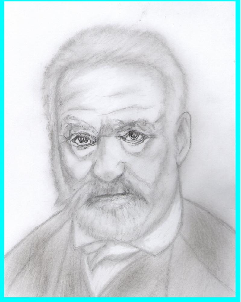 Victor Hugo by Vuilletjossjoss